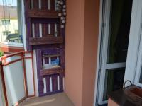 Balkon  - Pronájem bytu 2+1 v osobním vlastnictví 57 m², Vyškov