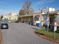 Porkoviště za budovou (náleží k objektu) - Prodej komerčního objektu 2628 m², Svitavy