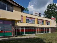 Čelní pohled - Prodej komerčního objektu 2628 m², Svitavy