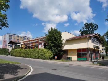 Pohled na budovu - Prodej komerčního objektu 2628 m², Svitavy
