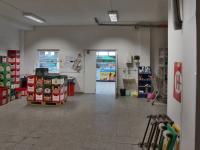 Skladové prostory v přízemí - Prodej komerčního objektu 2628 m², Svitavy