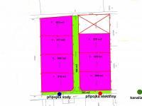 Prodej pozemku 7921 m², Sány