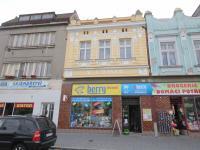 Pronájem komerčního prostoru (obchodní) v osobním vlastnictví, 122 m2, Čáslav