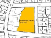 Prodej pozemku 2421 m², Kutná Hora