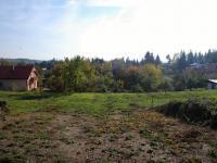 Sjezd na pozemek (Prodej pozemku 1148 m², Týnec nad Labem)