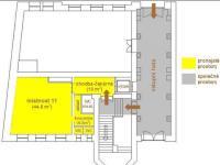 Pronájem obchodních prostor 51 m², Kolín
