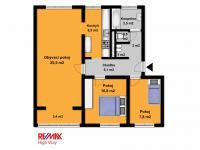 Prodej bytu 3+1 v osobním vlastnictví 69 m², Starý Kolín