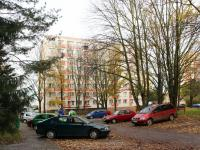 pohled na dům (Prodej bytu 2+kk v osobním vlastnictví 40 m², Kolín)