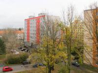 pohled z okna (Prodej bytu 2+kk v osobním vlastnictví 40 m², Kolín)