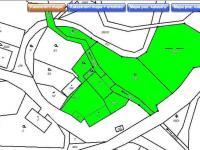 Mapa z katastru nemovitostí (Prodej penzionu 700 m², Žabonosy)