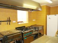 Hlavní budova - kuchyně (Prodej penzionu 700 m², Žabonosy)