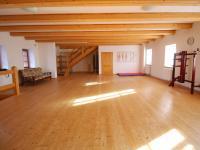 Hlavní budova - tělocvična (Prodej penzionu 700 m², Žabonosy)
