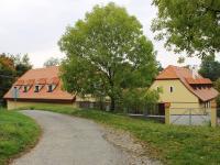 Pohled na areál  (Prodej penzionu 700 m², Žabonosy)