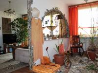 Pohled na prostor propojení OP s bývalou kuchyní (Prodej bytu 4+1 v osobním vlastnictví 94 m², Praha 9 - Kyje)