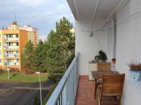 Lodžie (Prodej bytu 4+1 v osobním vlastnictví 94 m², Praha 9 - Kyje)