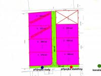 Prodej pozemku 969 m², Sány