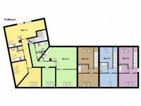 Prodej bytu 3+kk v osobním vlastnictví 89 m², Kolín