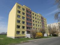 Pohled na dům (Prodej bytu 2+kk v osobním vlastnictví 45 m², Kolín)