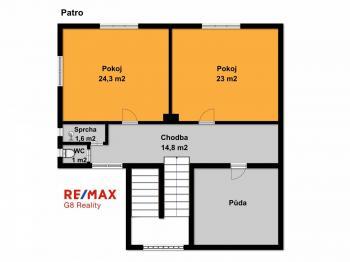 Prodej domu v osobním vlastnictví 169 m², Městec Králové