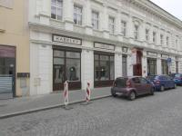 Pohled na obchod (Pronájem obchodních prostor 55 m², Kolín)
