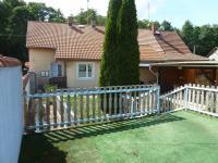 pohled ze zahrady (Prodej domu v osobním vlastnictví 110 m², Velký Osek)