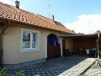pohled na dům ze zahrady (Prodej domu v osobním vlastnictví 110 m², Velký Osek)