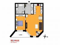 Prodej bytu 2+kk v osobním vlastnictví 58 m², Velký Osek