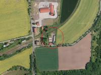 Náhled na lokalitu, zdroj mapy.cz - Pronájem komerčního objektu 795 m², Červené Pečky