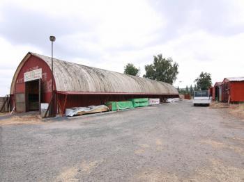 Hlavní hala - Pronájem komerčního objektu 795 m², Červené Pečky