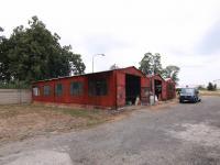 Plechové haly - Pronájem komerčního objektu 795 m², Červené Pečky