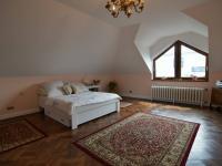 ložnice, 29 m2 - Pronájem domu v osobním vlastnictví 300 m², Jesenice
