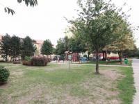 Dětské hřiště před domem (Prodej bytu 3+kk v osobním vlastnictví 71 m², Kolín)