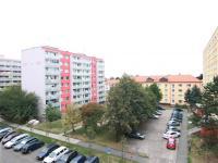 Výhled z ložnice (Prodej bytu 3+kk v osobním vlastnictví 71 m², Kolín)
