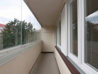 Lodžie u obývacího pokoje (Prodej bytu 3+kk v osobním vlastnictví 71 m², Kolín)