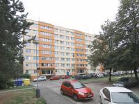 Pohled na dům (Prodej bytu 3+kk v osobním vlastnictví 71 m², Kolín)