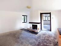 přízemí - místnost s krbem - Prodej domu v osobním vlastnictví 248 m², Smidary