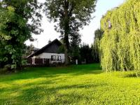 příjezd k domu - Prodej domu v osobním vlastnictví 248 m², Smidary