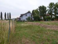 zadní strana pozemku (Prodej pozemku 1020 m², Pečky)