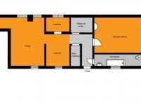 Prodej domu v osobním vlastnictví 90 m², Zbýšov