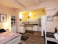 Prodej bytu 1+kk v osobním vlastnictví 32 m², Praha 5 - Smíchov