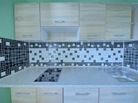 Pronájem 1+1 Čáslav, detail kuchyňské linky (Pronájem bytu 1+1 v osobním vlastnictví 43 m², Čáslav)