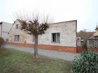 pohled z ulice Zámecká - Prodej domu v osobním vlastnictví 100 m², Ronov nad Doubravou