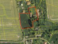 přehled pozemků - Prodej domu v osobním vlastnictví 155 m², Červené Janovice