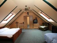 pokoj 3 v podkroví - Prodej domu v osobním vlastnictví 155 m², Červené Janovice