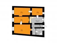 Pronájem bytu 4+1 v osobním vlastnictví 130 m², Kouřim