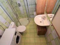 koupelna - Prodej bytu 2+kk v družstevním vlastnictví 55 m², Praha 9 - Vysočany