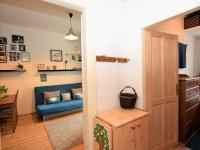 pohled od vstupních dveří - Prodej bytu 2+kk v družstevním vlastnictví 55 m², Praha 9 - Vysočany