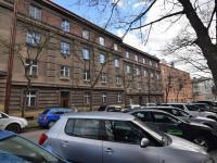 pohled na dům - Prodej bytu 2+kk v družstevním vlastnictví 55 m², Praha 9 - Vysočany