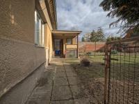 Vstup do domu ze zahrady - Prodej domu v osobním vlastnictví 125 m², Křečhoř