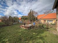 Pohled na dům ze zahrady - Prodej domu v osobním vlastnictví 125 m², Křečhoř